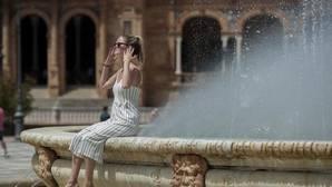 Los termómetros pueden alcanzar hoy los 43 grados en Sevilla