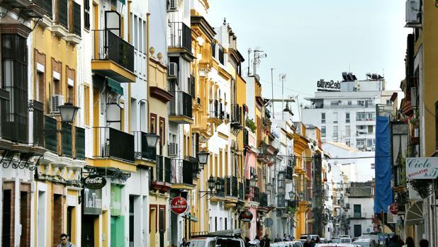 El corte del suministro eléctrico ha afectado a la calle Pureza y otras aledañas