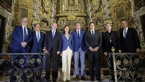 Espadas: «Sevilla salda una deuda histórica con San Luis de los Franceses»