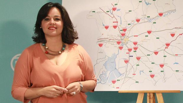 La hasta ahora secretaria provincial del PP de Sevilla, Virginia Pérez