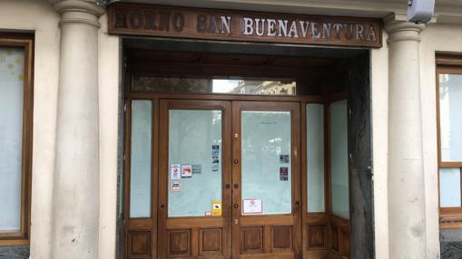 El Horno San Buenaventura de la Avenida, cerrado desde julio
