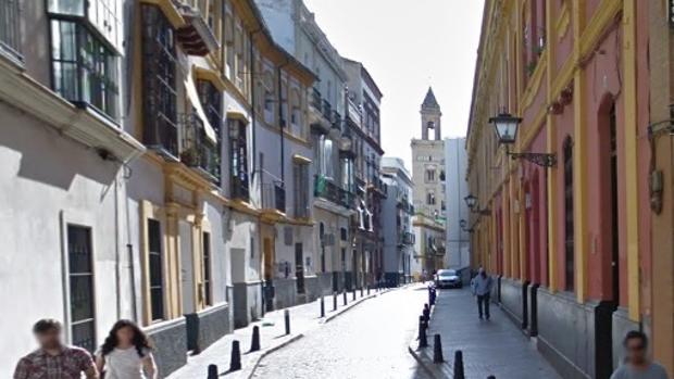Calle Castellar, Sevilla