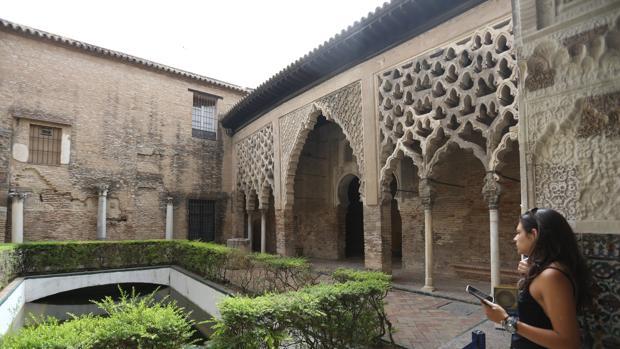 El esplendor de las yeserías del Real Alcázar de Sevilla