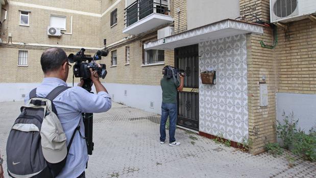 Asesinato en la calle Gitanillo de Triana en el Polígono San Pablo