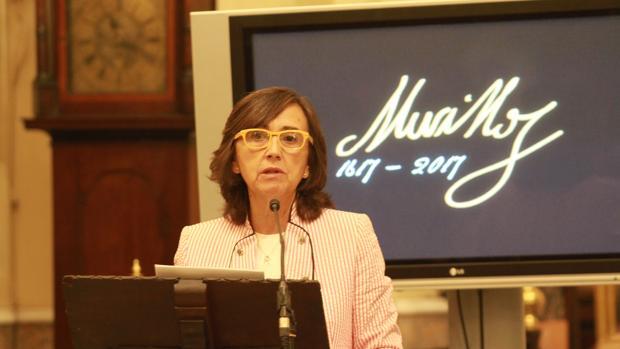 Presentación del programa del IV centenario del nacimiento de Murillo