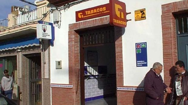 El estanco de Torreblanca que ha vendido el primer premio de la Lotería Nacional