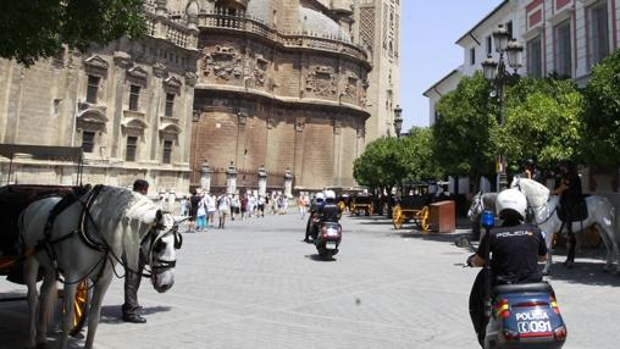 El dispositivo de seguridad no supuso gasto extraordinario, según el Ayuntamiento
