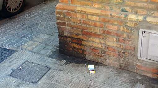 Esquina calle Eduardo Cano