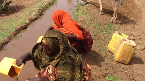 Auara ya ha realizado un pozo en Benin y baños para personas con VIH en Camboya