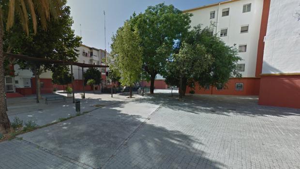 Calle Manzanares, en la barriada del Carmen de Sevilla