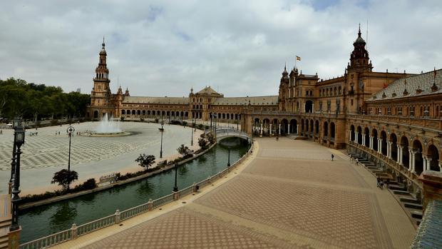 La Plaza de España contará con 2.000 sillas para quienes quieran disfrutar de la ópera de Verdi