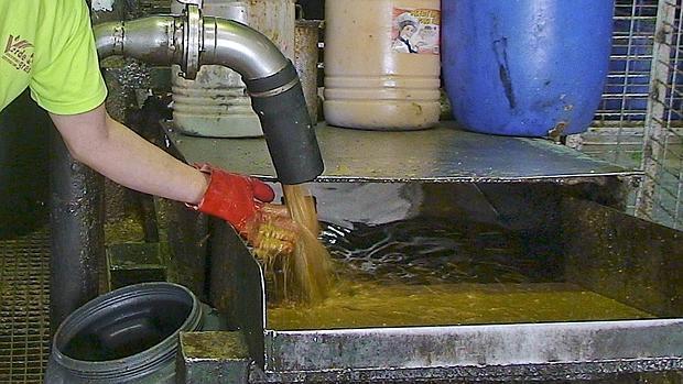 Lipasam asume la recogida de aceite usado e inicia la instalación de contenedores