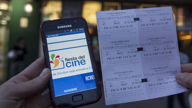 Vuelve a Sevilla la Fiesta del Cine con películas a 2,90 euros