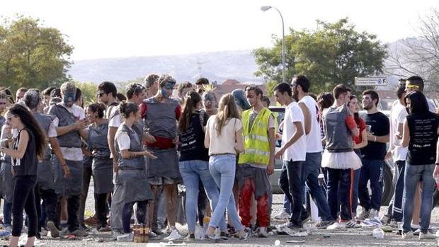 «No más novatadas» recibe solicitudes de ayuda desde los campus de Sevilla, Granada o Málaga