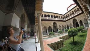 El Alcázar ya detrae un euro del precio de la entrada para el ICAS