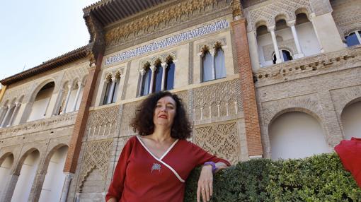 Isaberl Rodríguez, directora del Real Alcázar de Sevilla