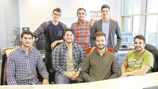 Cinco startups sevillanas, a la conquista de Asia, América y Europa