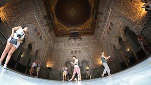 Los puntos débiles del Real Alcázar