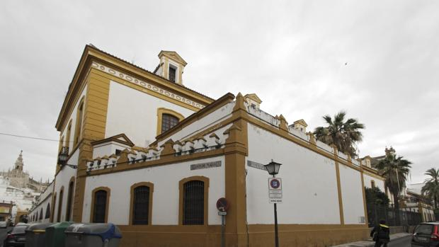 Fachada de Las Atarazanas