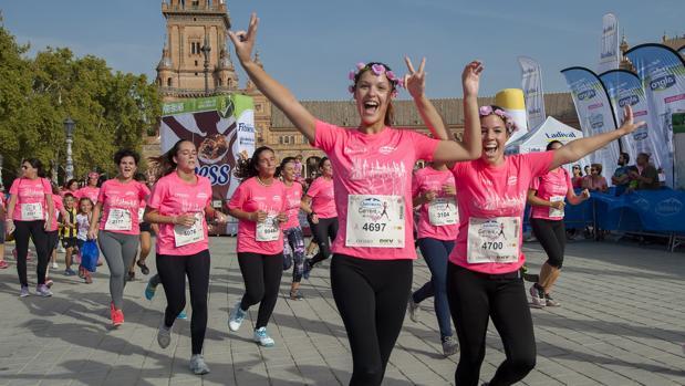 Carrera de la Mujer de Sevilla el año pasado