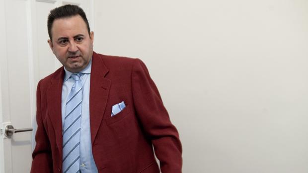 José Salas, tras salir de la cárcel en 2010