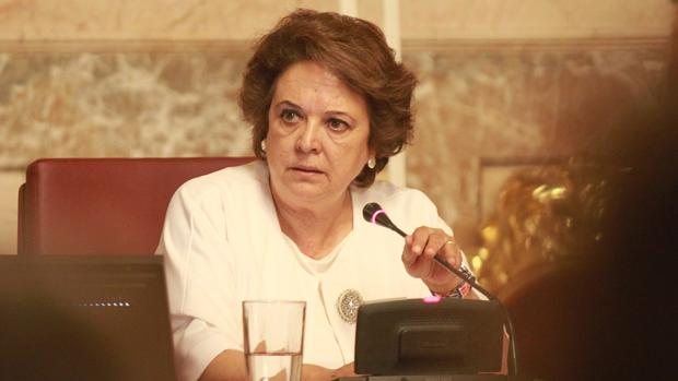 La edil socialista Carmen Castreño dejará de presidir el Pleno municipal a petición de este mismo