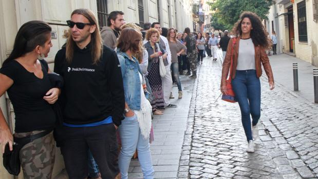 Los candidatos a participar en la serie «Allí abajo» han sido convocados al Palacio de Monsalves