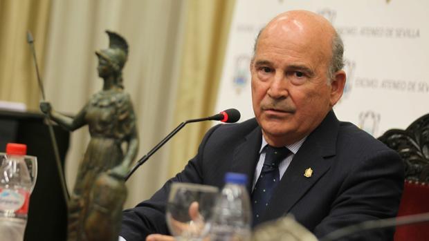 El empresario Julio Cuesta