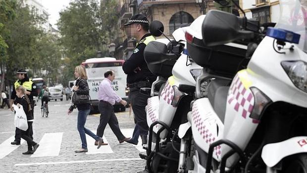 Los agentes que finalmente no serán procesados pertenecen a la Unidad de Motoristas de la Policía Local