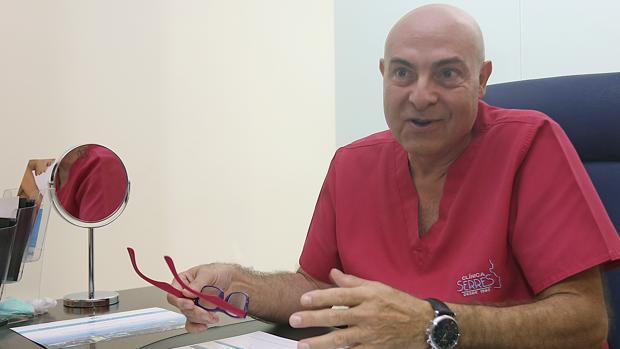 José Serres, presidente de la Sociedad Española de Medicina Antienvejecimiento y Longevidad