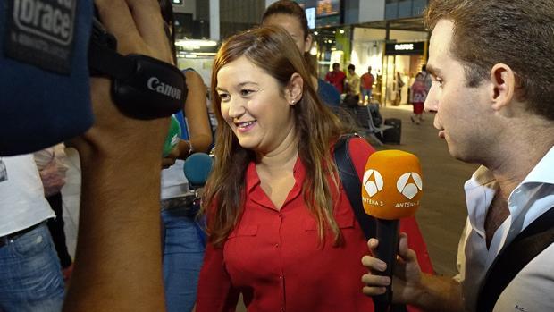 Verónica Pérez, en una imagen reciente