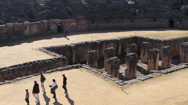 El conjunto arqueológico de Itálica