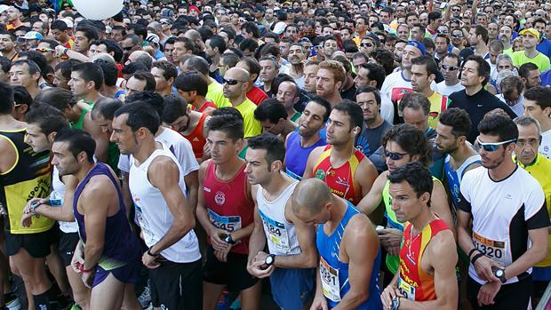 Circuito #Sevilla10 del Instituto Municipal de Deportes (IMD)