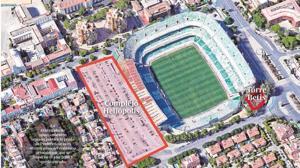 Urbanismo retoma la recalificación del solar del Betis para un centro de ocio