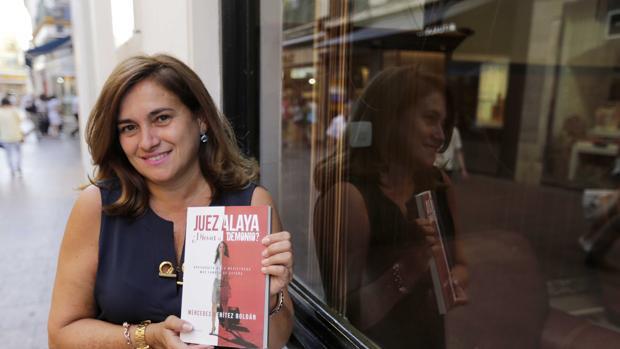 Mercedes Benítez, autora del libro