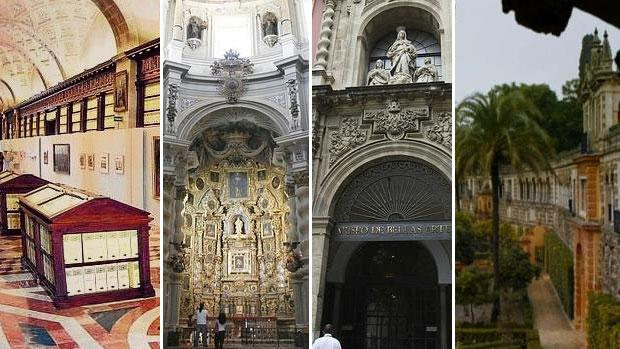 La Noche en Blanco de Sevilla: más de 140 actividades para disfrutar de la ciudad