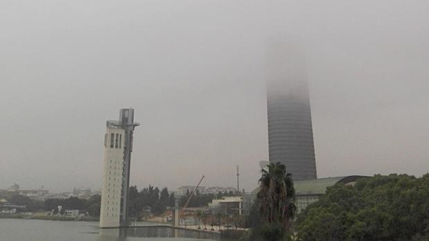 ¿Por qué huele mal en Sevilla?