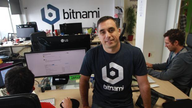 Daniel López Ridruejo, cofundador de Bitnami y CEO de la empresa