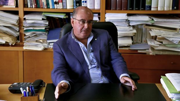 El abogado sevillano Manuel Castaño