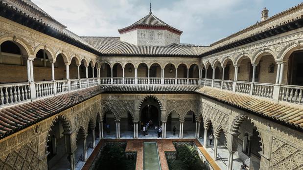 El Alcázar de Sevilla subirá el precio de entrada a sus visitantes en un euro