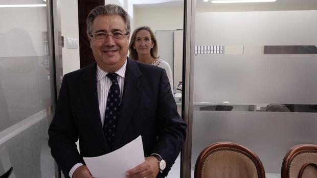 El portavoz del PP en el Ayuntamiento de Sevilla, Juan Ignacio Zoido