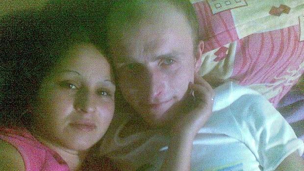 Toader y su supuesta víctima, Jana