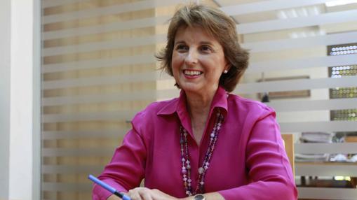 La presidenta del Grupo Medina