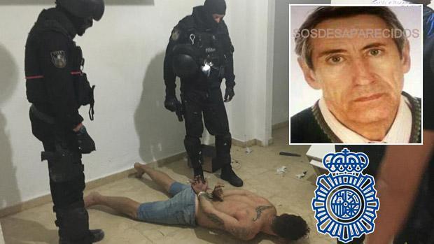 El presunto autor material del crimen era cliente de la víctima, cuya foto aparece recuadrada