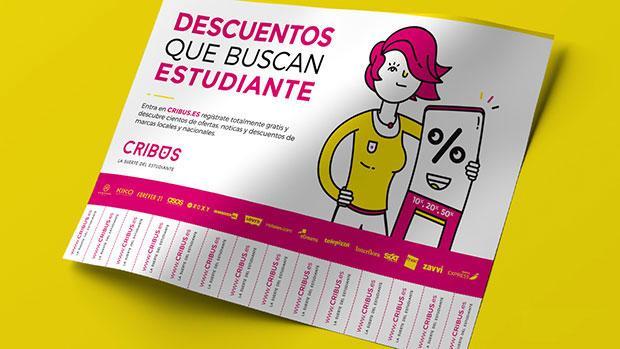 CRIBUS, el «paraíso online» de los descuentos para los estudiantes
