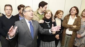 Zoido: «Necesito Sevilla como el aire»