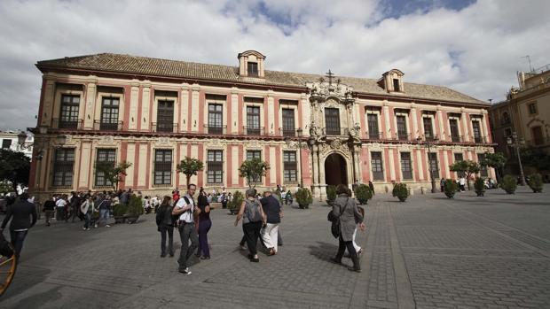 En el patrimonio de la Iglesia hay monumentos que hacen merecer la visita a Sevilla