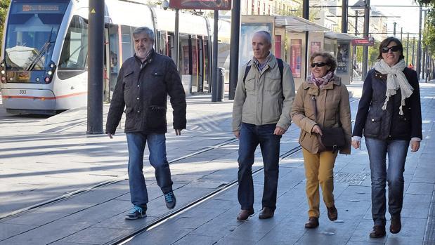 Los sevillanos podrán pasear sin sufrir un frío excesivo
