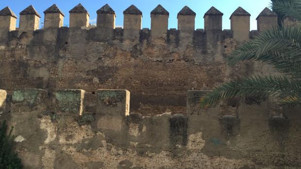 La muralla de la Macarena
