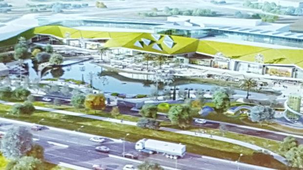 El futuro centro comercial de Palmas Altas será inaugurado en la primavera de 2019